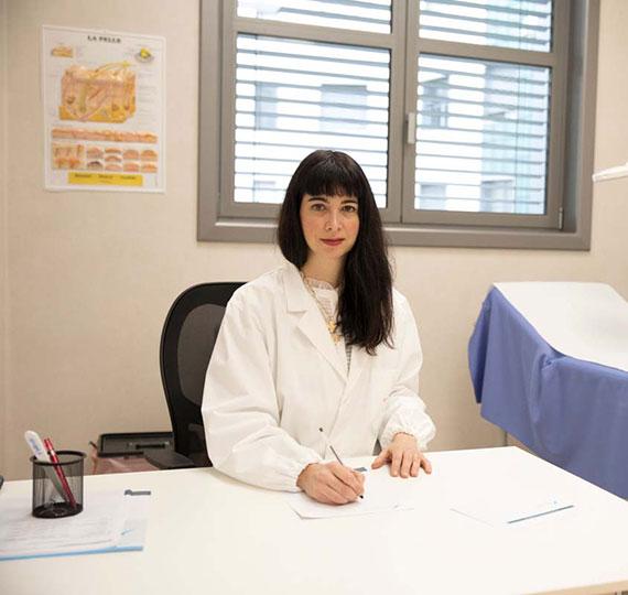 Dott.ssa Anastasia Iliana ECONOMOU
