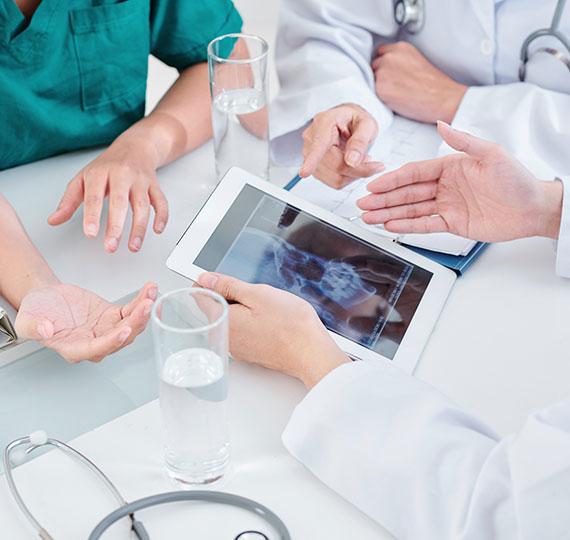 Servizio di ecografia diagnostica
